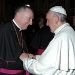 Cardinale Parolin difende il celibato dei preti. Ancora chiusure vaticane