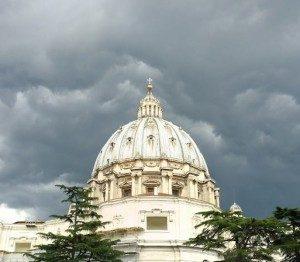 Trame in Vaticano all'ombra del #terremoto